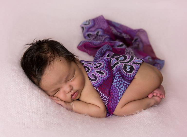 Newborn baby photographer toowoomba sarah gage photography gracie 1